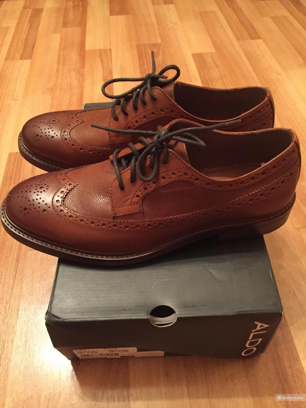 Туфли броги ALDO , размер 42,5-43