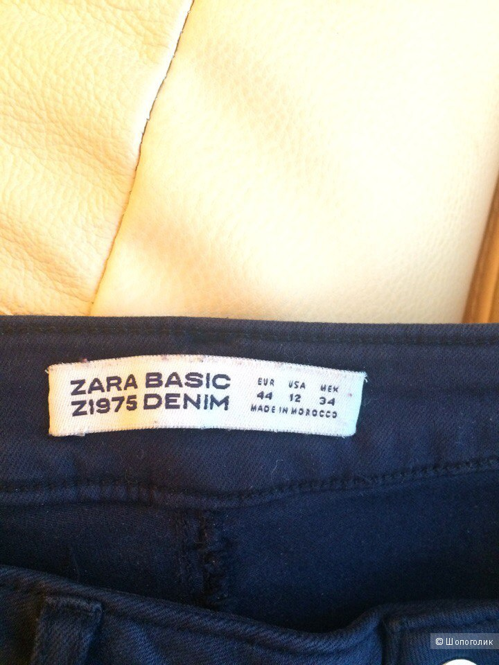 Джинсы Zara р.48-50