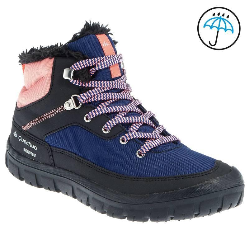 Детские ботинки Quechua размер 37