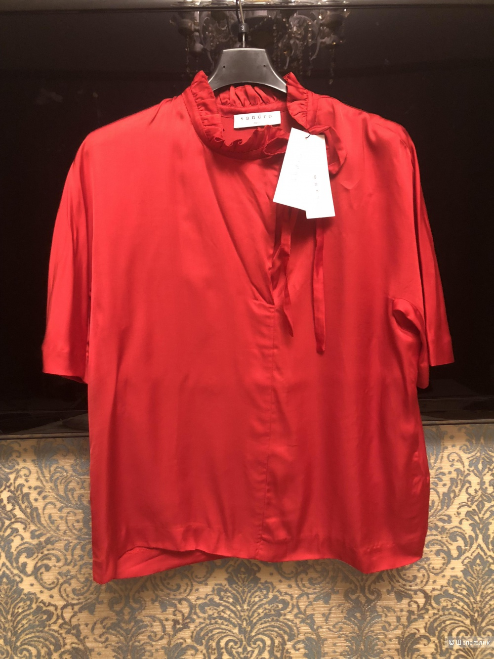 Блузка Sandro размер 2 (44)