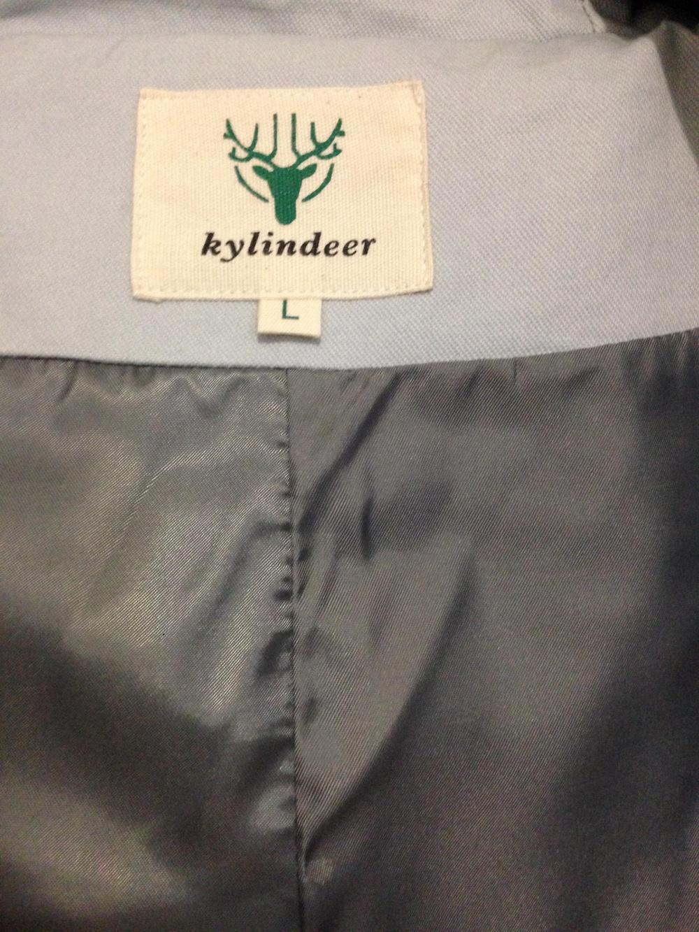"""Плащ """" Kylindeer """", размер L."""