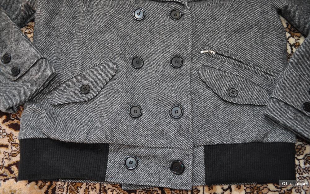 Женский шерстяной bomber jacket Filson 48