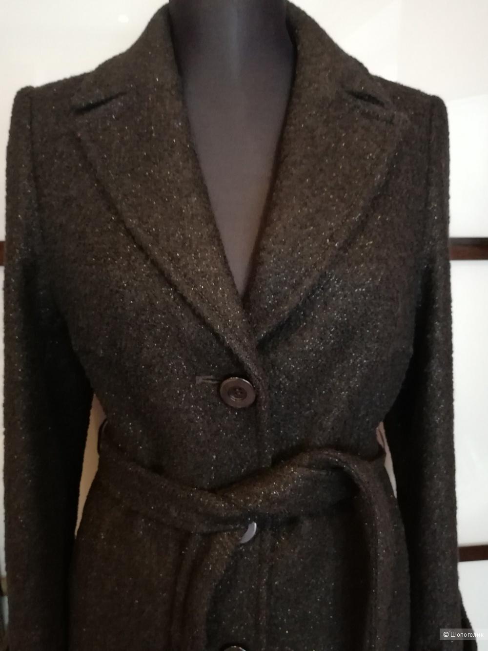 Style Шерстяное пальто размер 44, 42-44