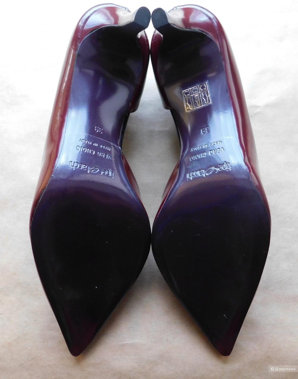 Туфли TIPE E TACCHI 39 размер