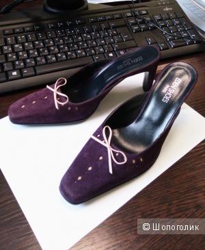 Туфли-Мюли Eden Shoes Paris, 37 европейский