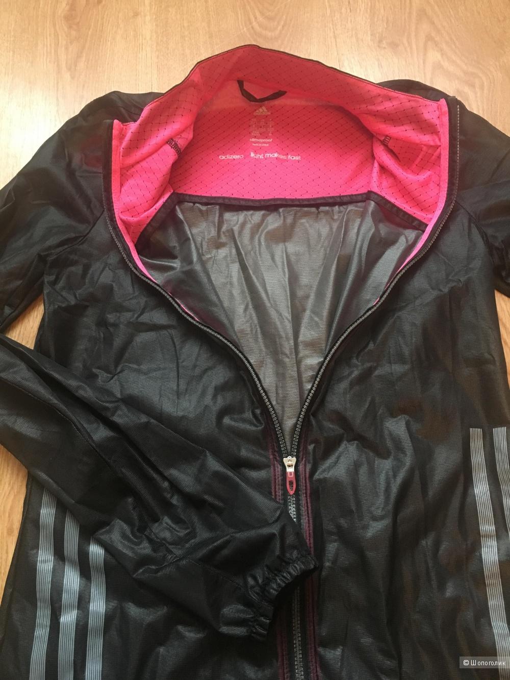 Спортивная женская ветровка Adidas, р-р xs