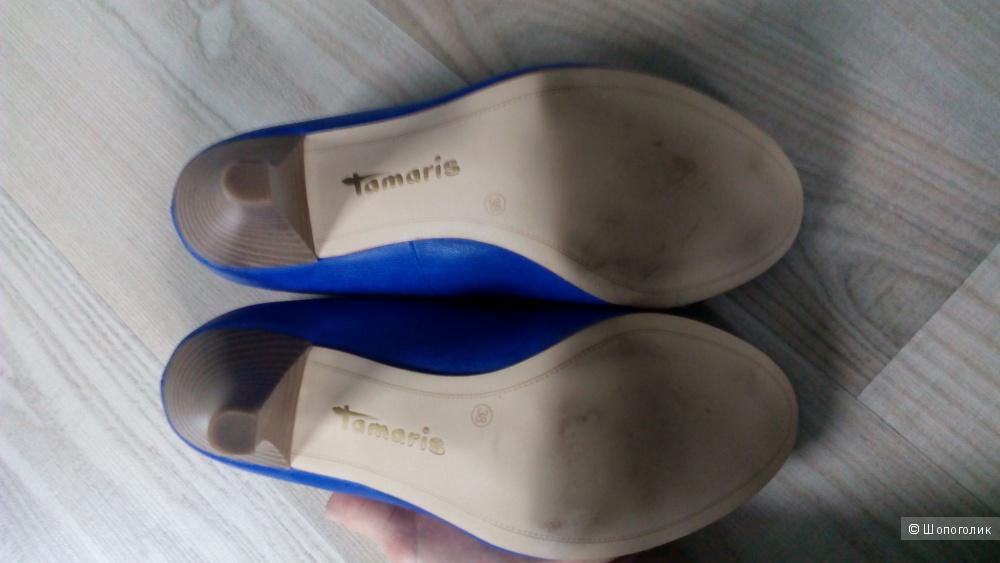 Туфли tamaris размер 38