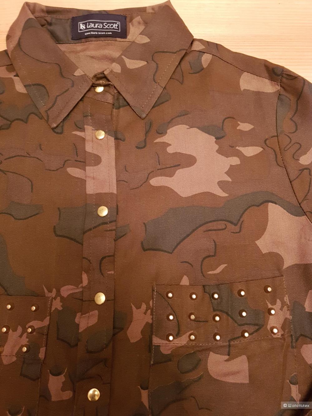 Рубашка LAURA SCOTT, размер S