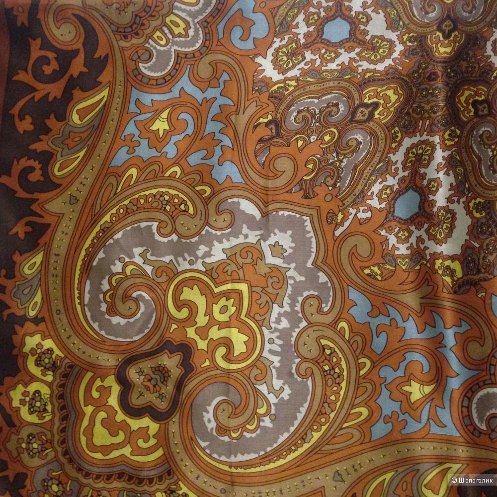 Шелковый платок  Massimo Dutti