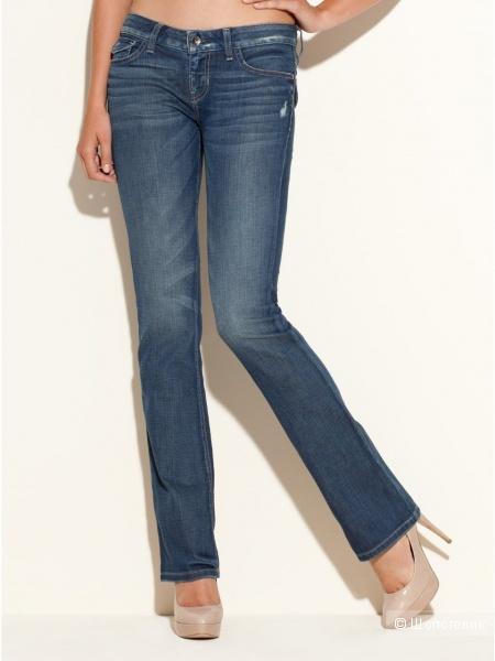 Классические джинсы Guess starlet straight, размер 29