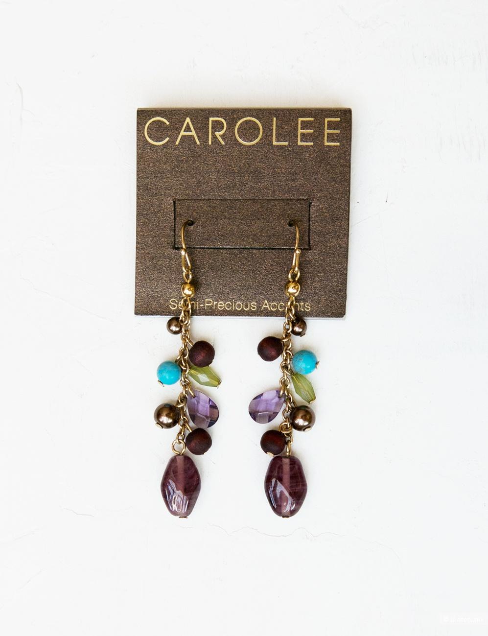 Серьги Carolee