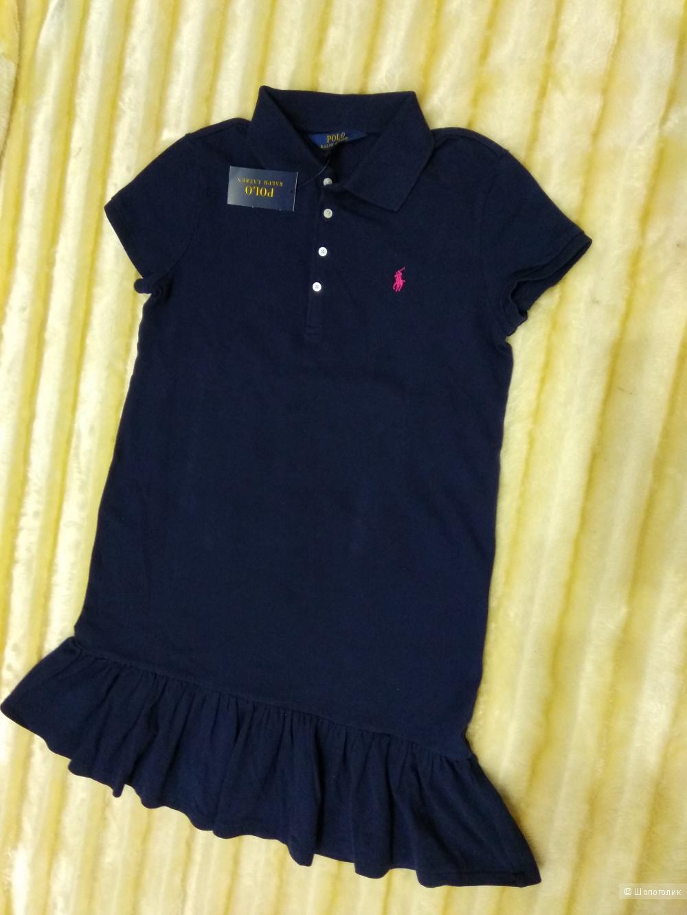 Платье поло Ralph Lauren размер 42
