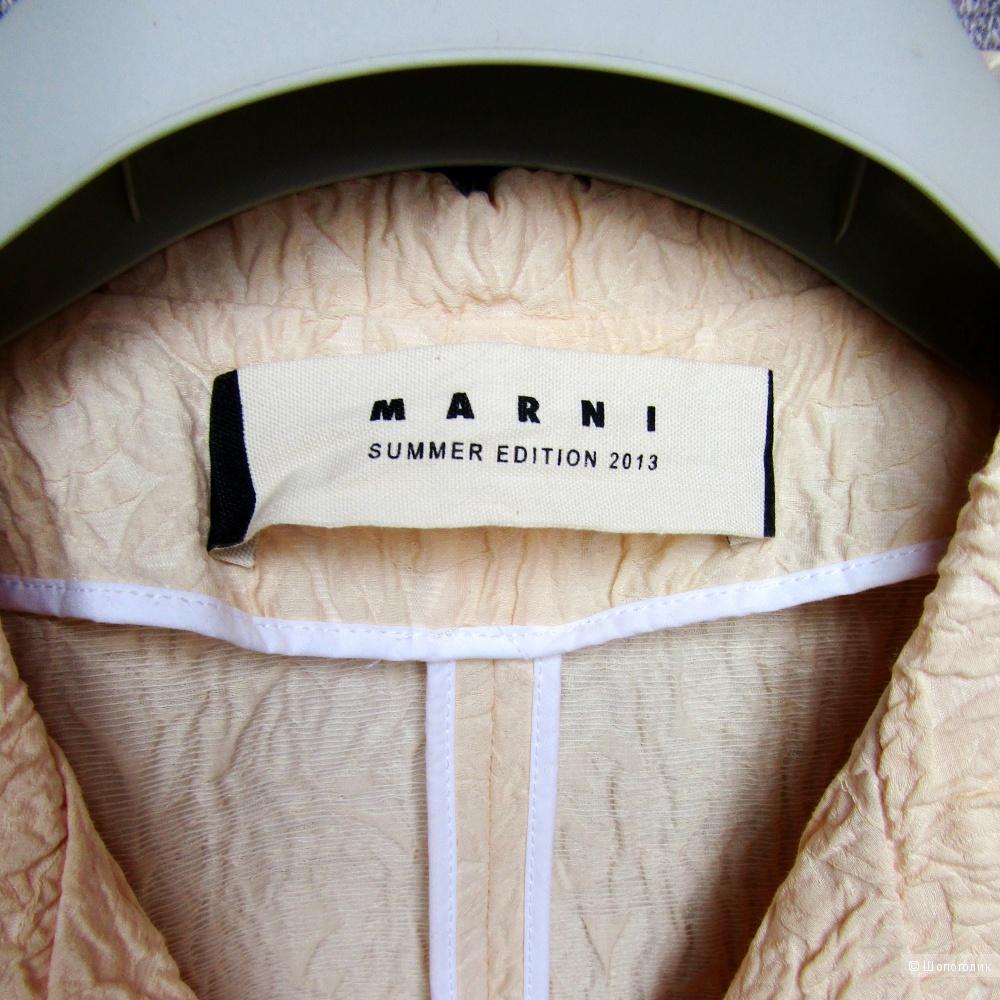 Полупальто Marni размер 44IT