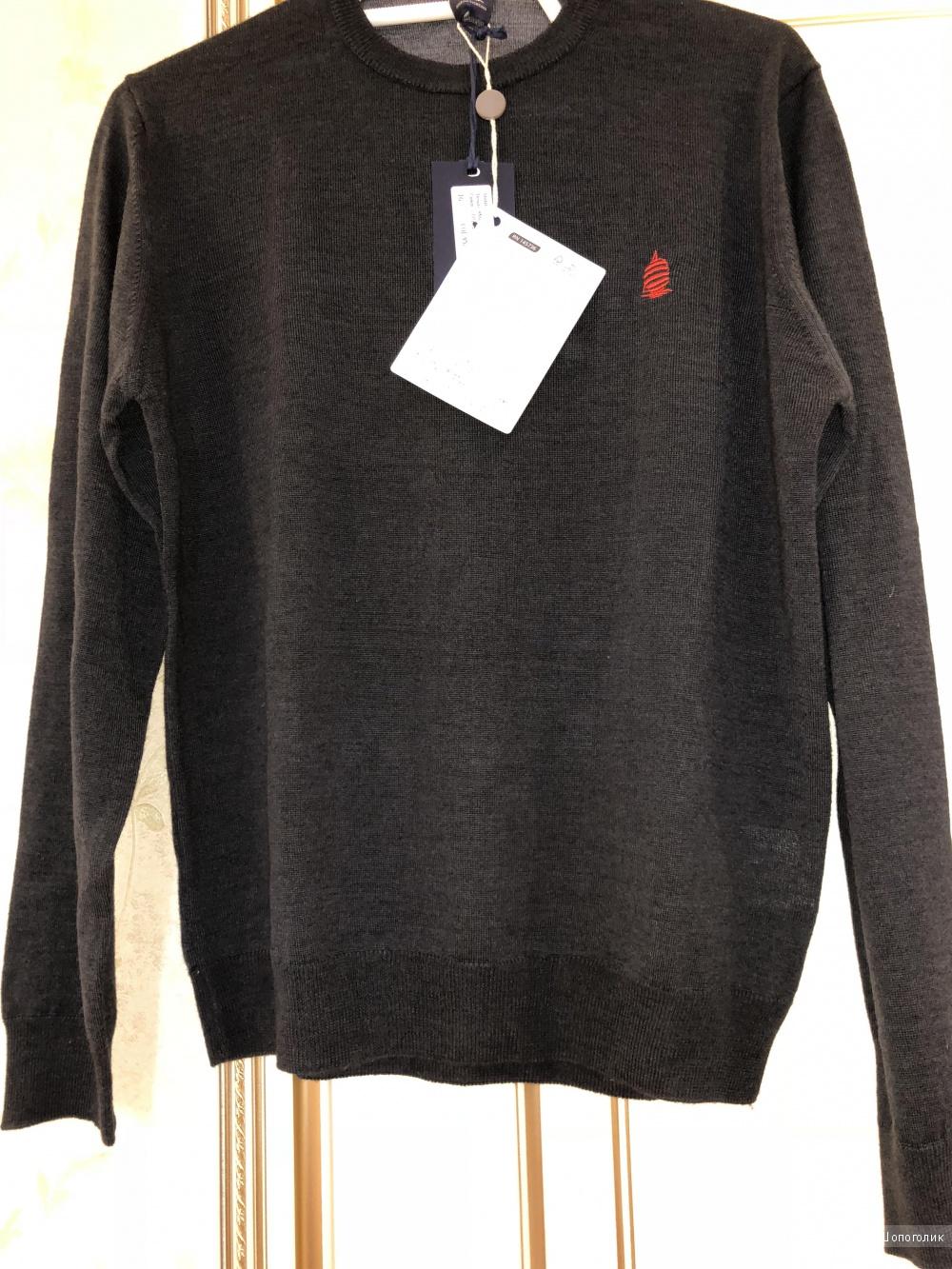 Мужской свитер  MARINA YACHTING, р. L, чуть маломерит