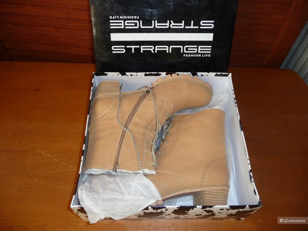 Ботинки Strange р.40 (39,5/40)