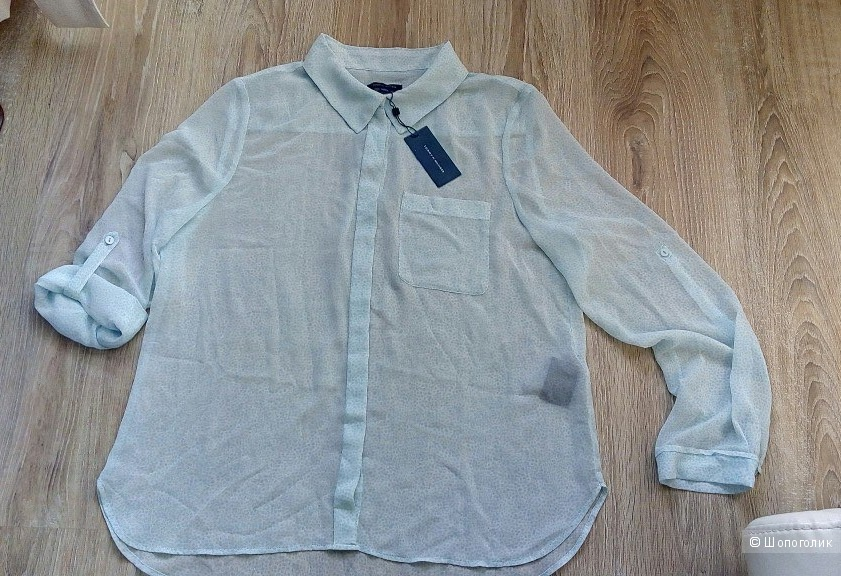 Блузка-рубашка Tommy Hilfiger, размер XL
