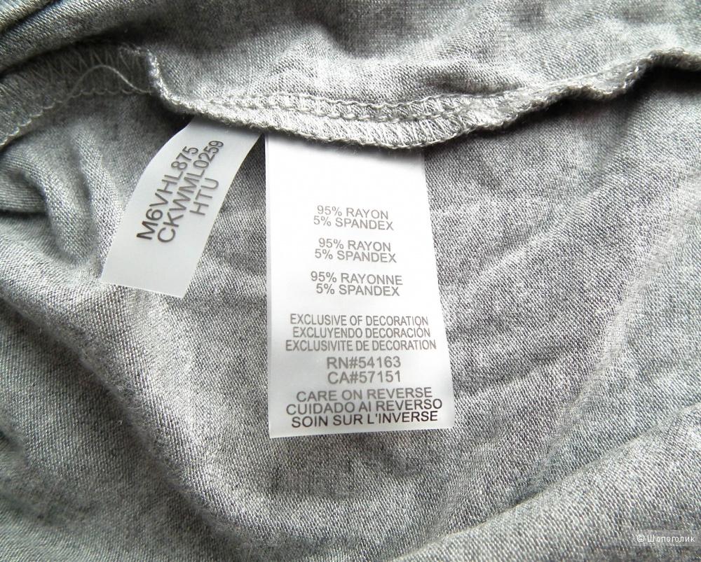Новый лонгслив Calvin Klein M