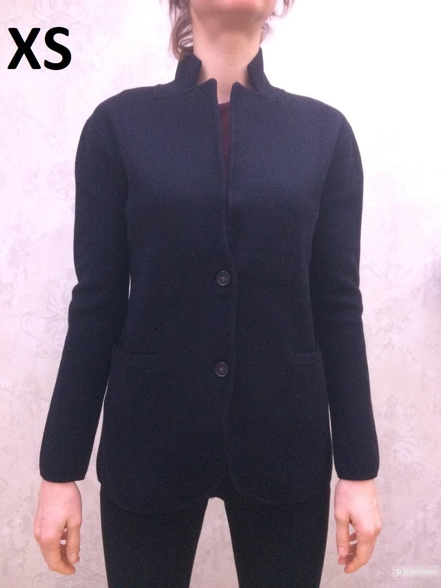 Трикотажный пиджак J Crew Factory размер XS