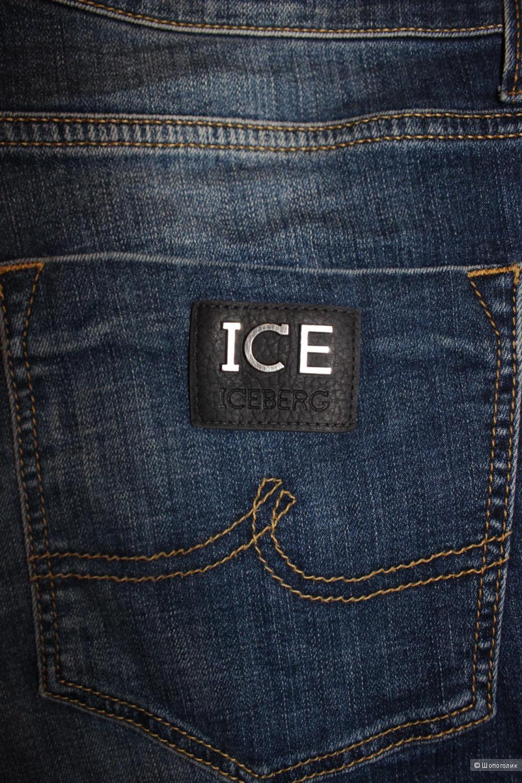 Джинсы iceberg, размер 34