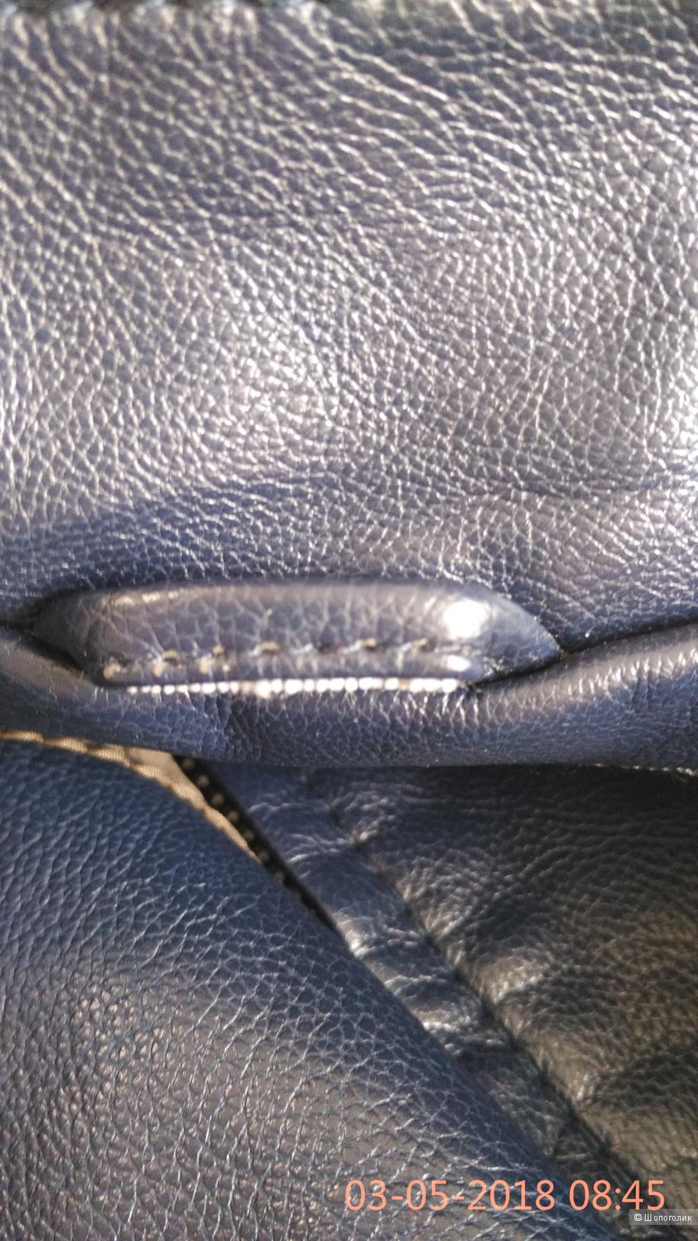 Куртка мужская из кожзаменителя, размер 46 -48, Турция