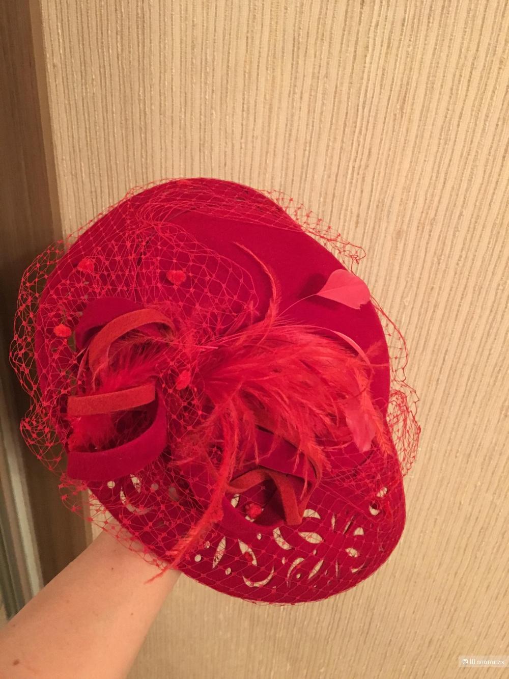 Шляпа 56см