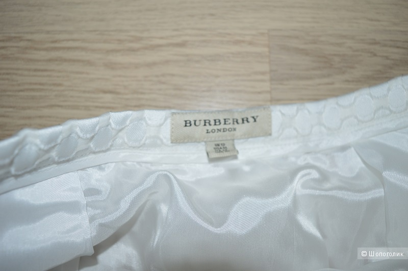 Юбка , BURBERRY LONDON , размер 46 ( 12 UK ),