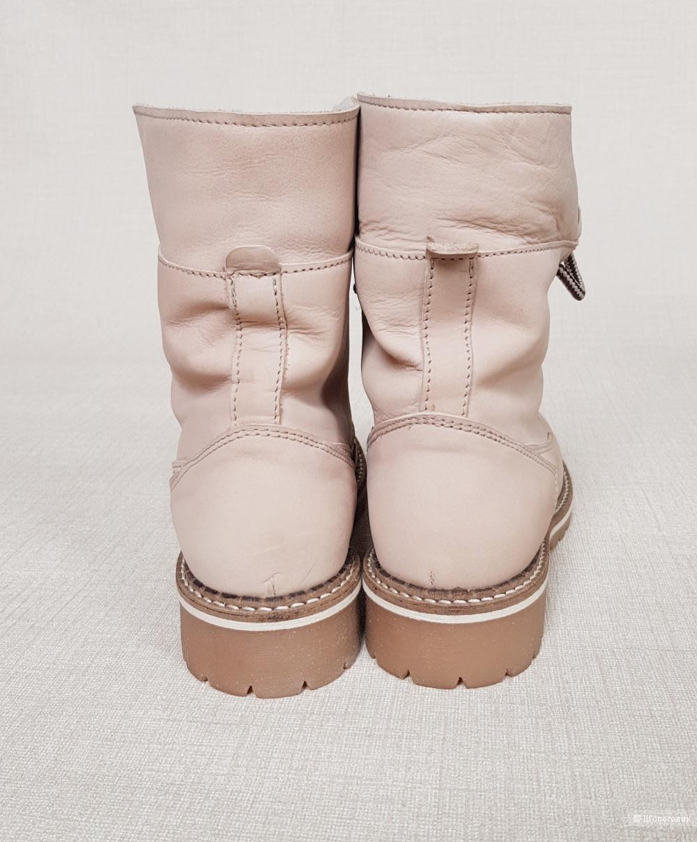 Ботинки зимние SoloStyle 37 размер