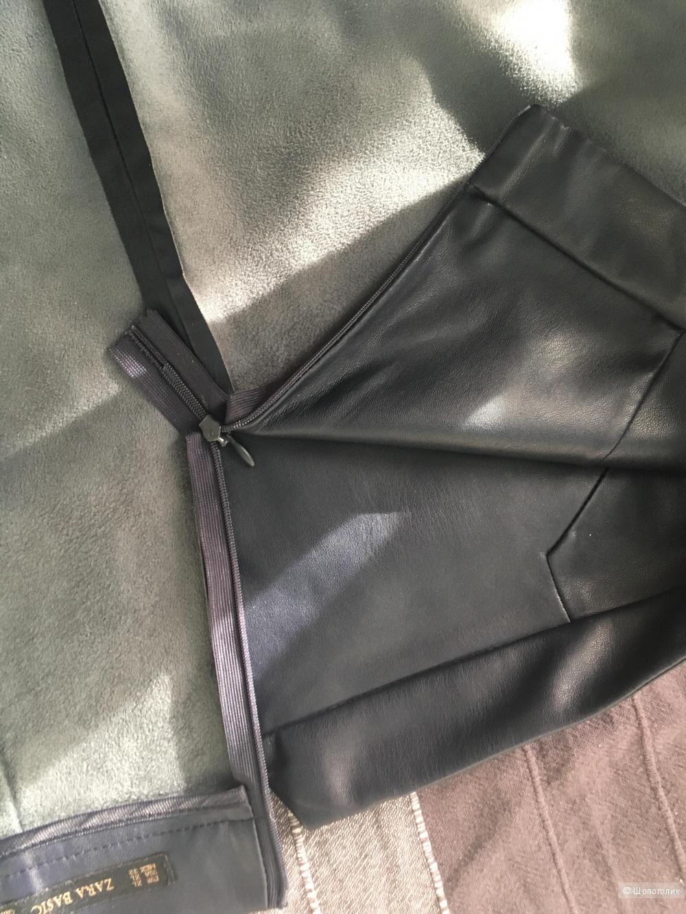 Юбка - карандаш, Zara, XL