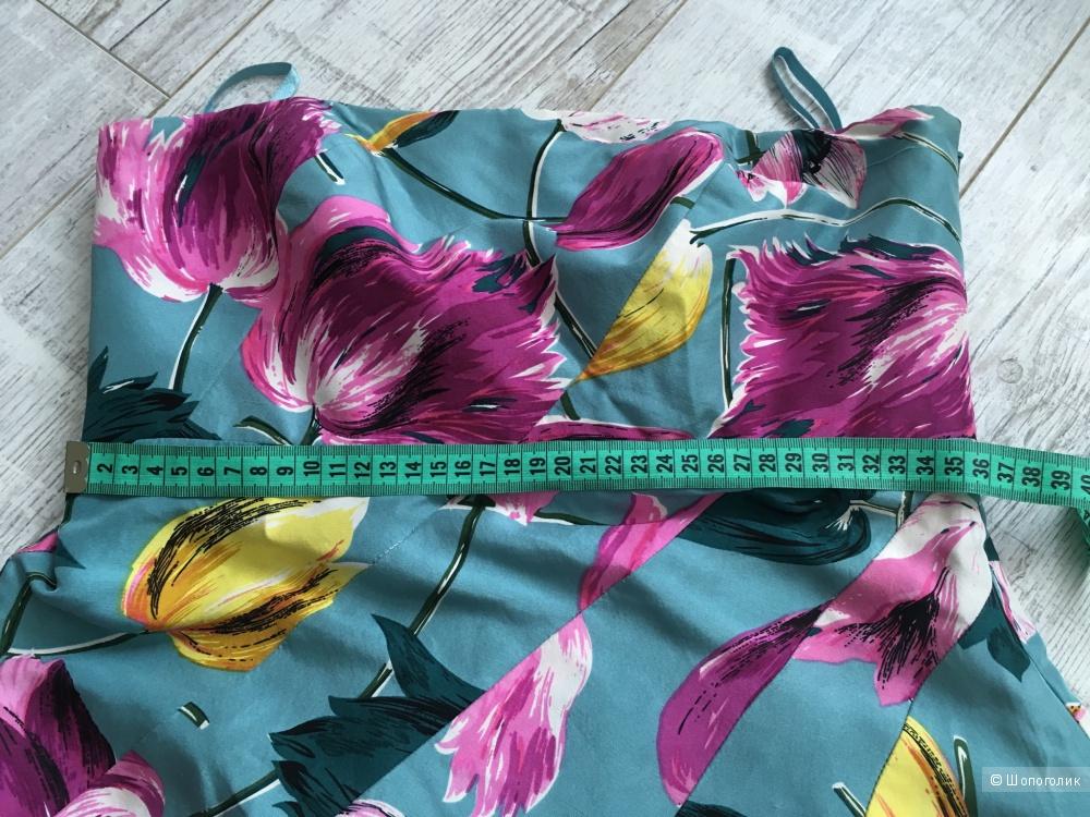 Шелковое платье Monsoon, размер 38 EU (на 42-44)