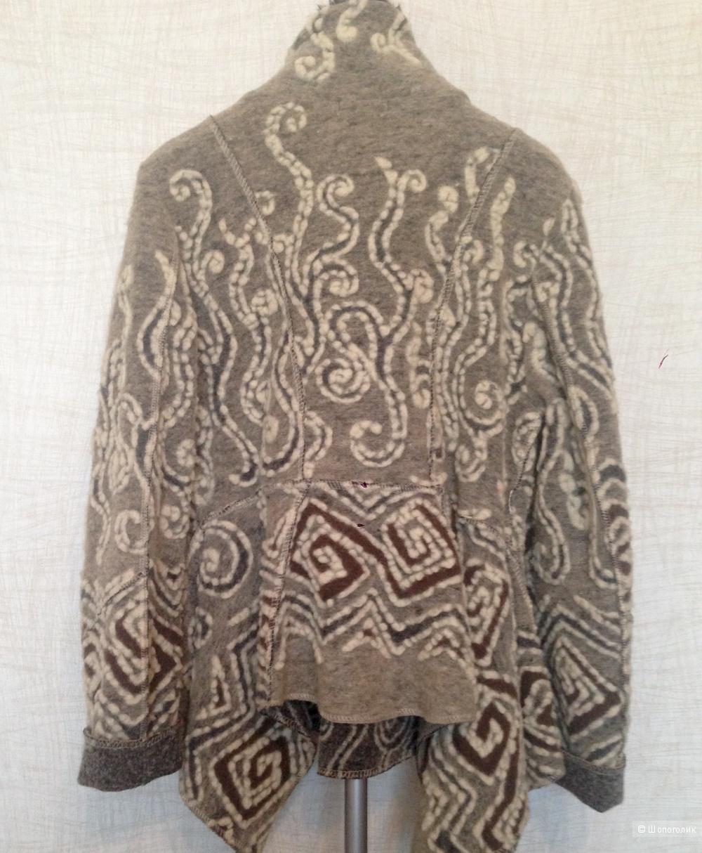 Куртка-жакет Brunorossi,46-48 р.