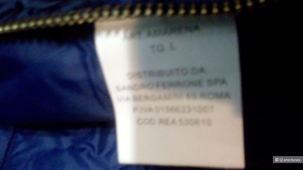 Курта-пуховик SANDRO FERRONE, в размере L