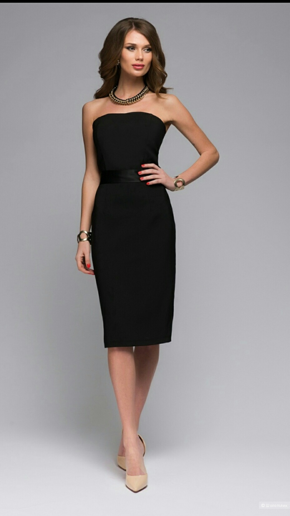 Платье 1001 dress,  размер L