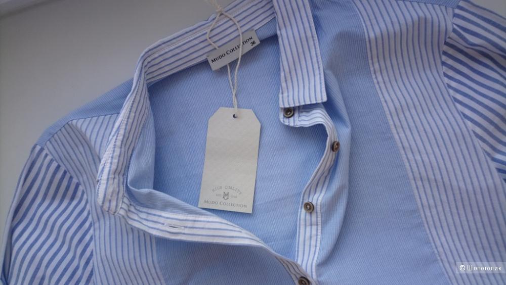 Рубашка Mudo collection, р-р 36(42-44)