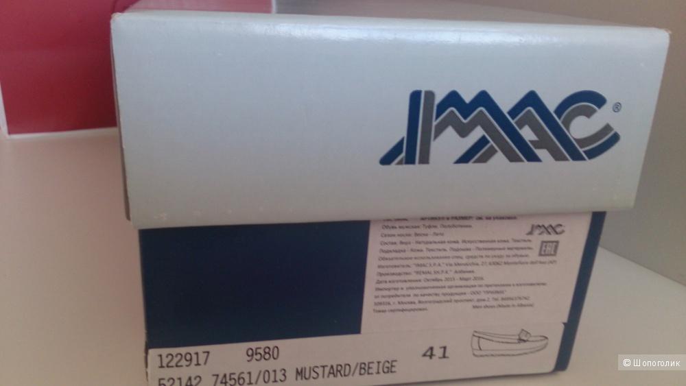 Макасины Imac, 41 р.
