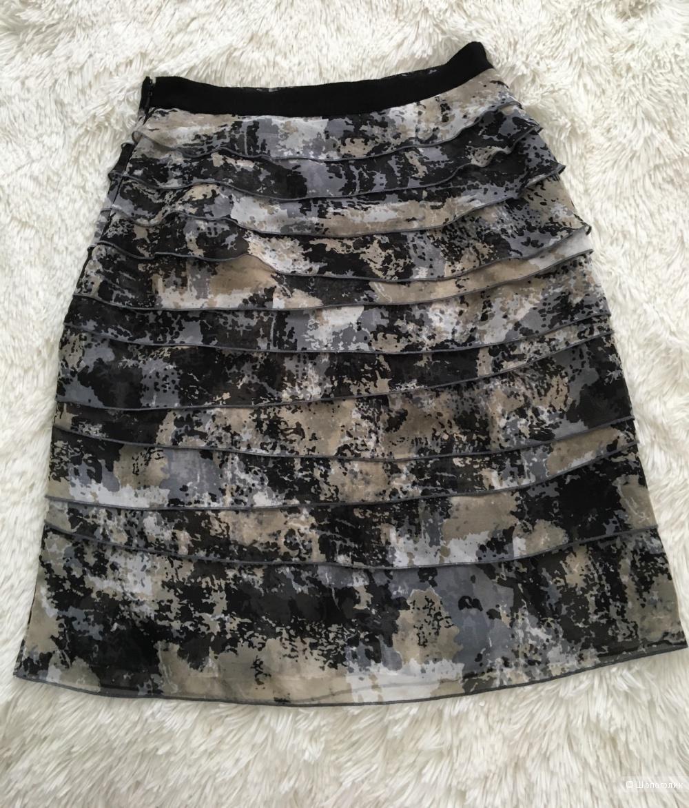 Комплект юбка Coast, размер S+Рубашка Pimkie, размер S