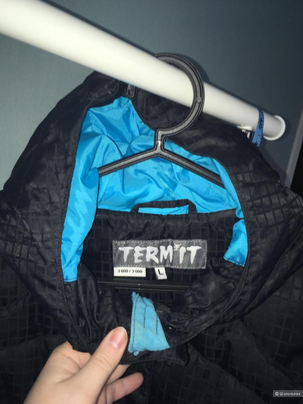 Куртка, Termit, L, пух/перо