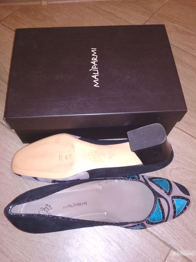 Туфли женские MALIPARMI Италия, размер 41 RUS