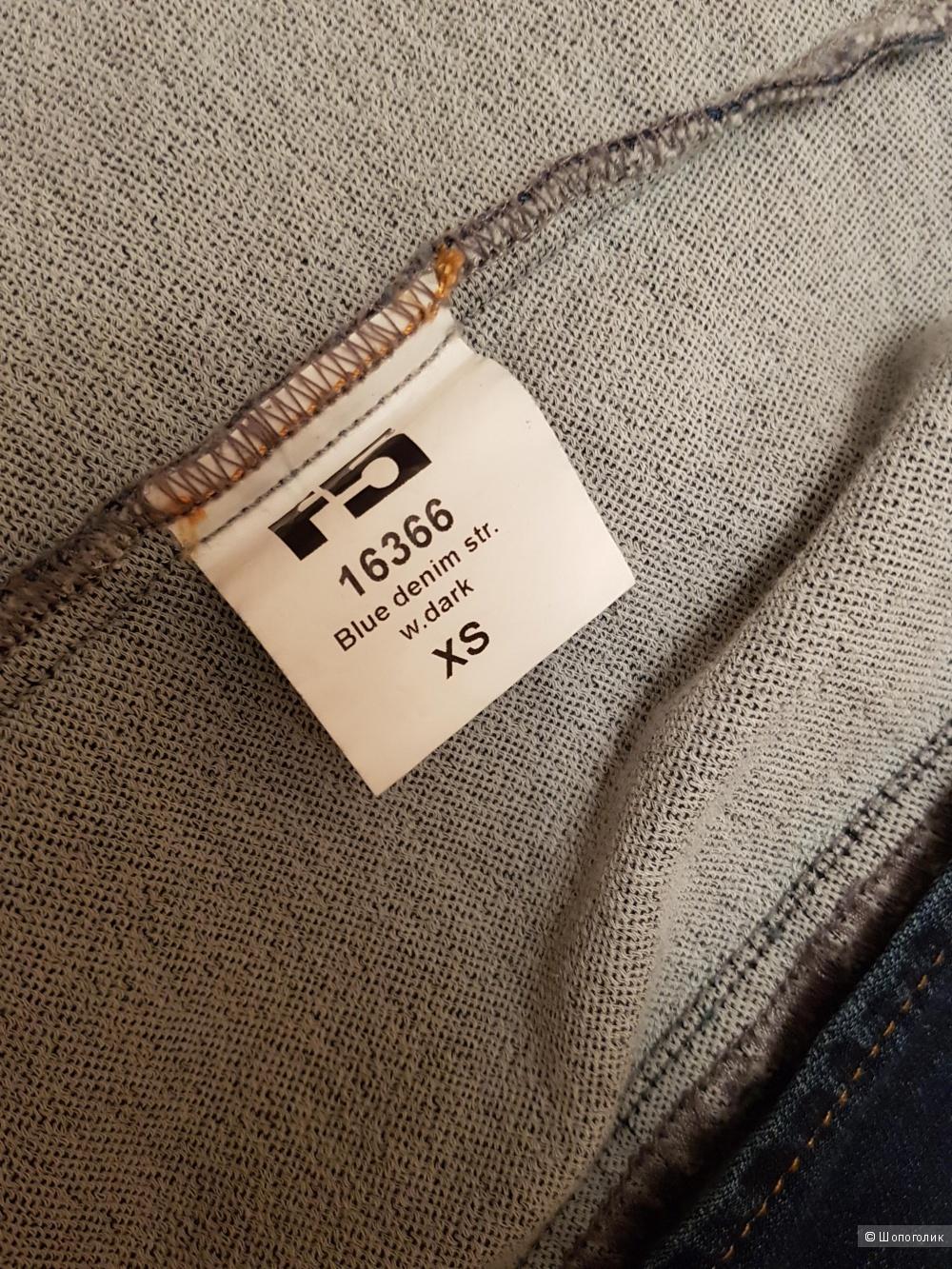 Жакет джинсовый F5, размер 42