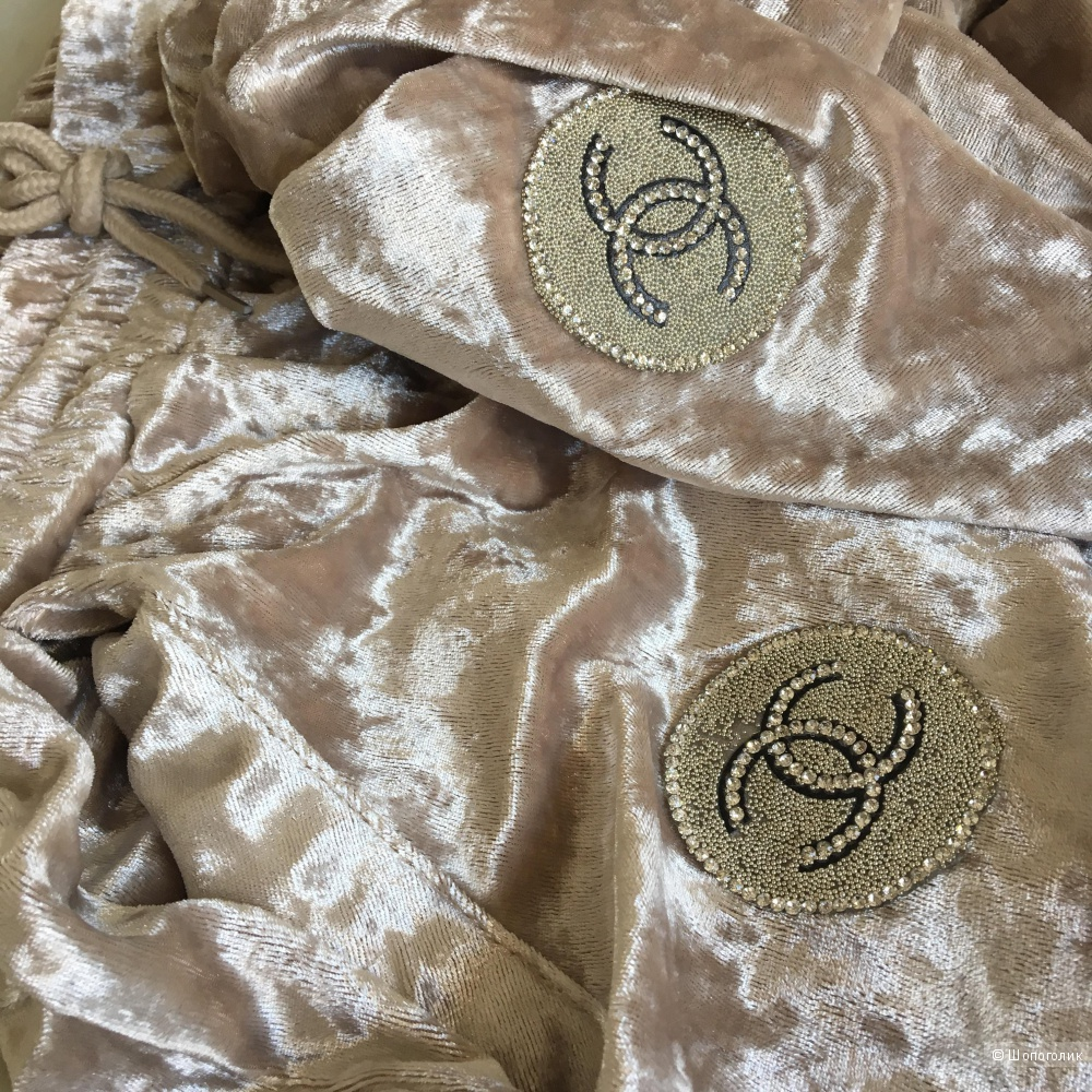 Костюм Chanel beige, one size