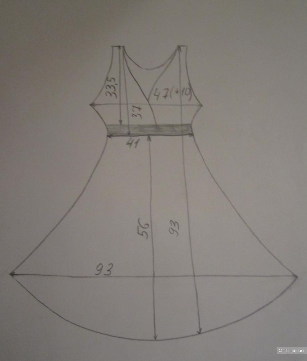 Платье Green & Country 44-46, 46-48