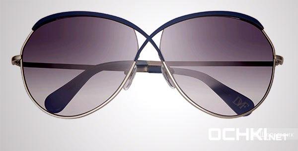 Diane von Fürstenberg (модель DVF 107S). Солнцезащитные очки.