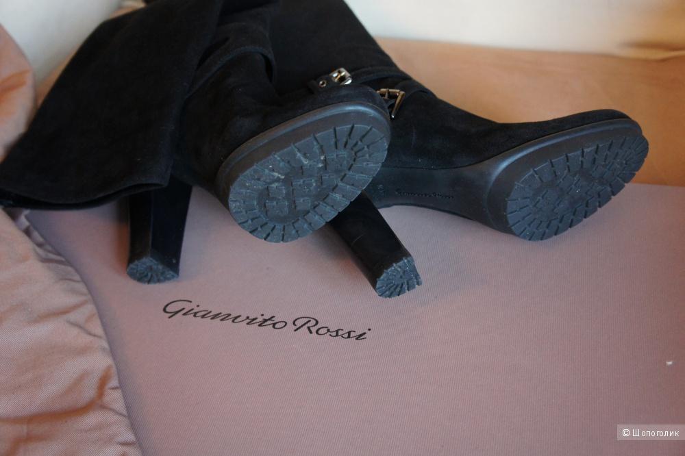 Сапоги Gianvito Rossi. 37 размер
