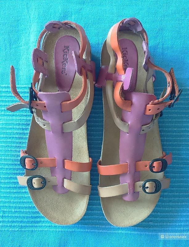 Сандалии Kickers 38 размер