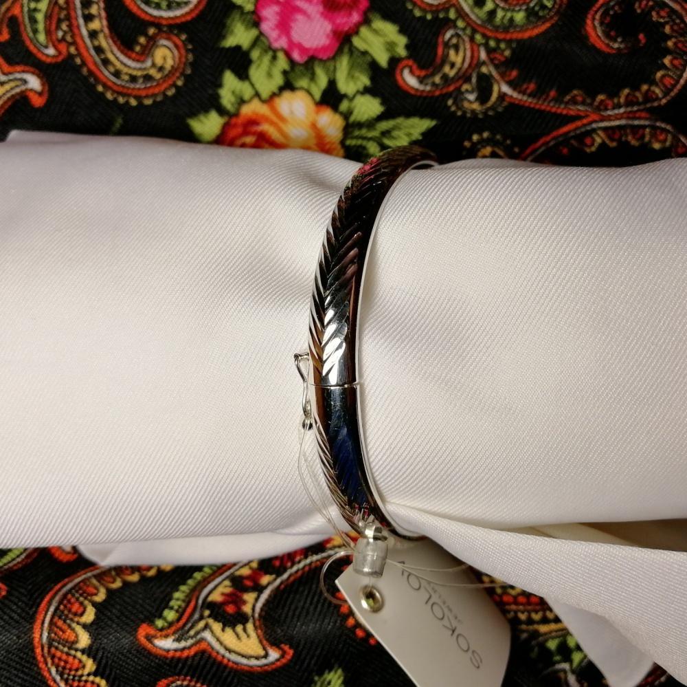 Серебряный браслет Sokolov, 18,5 размер