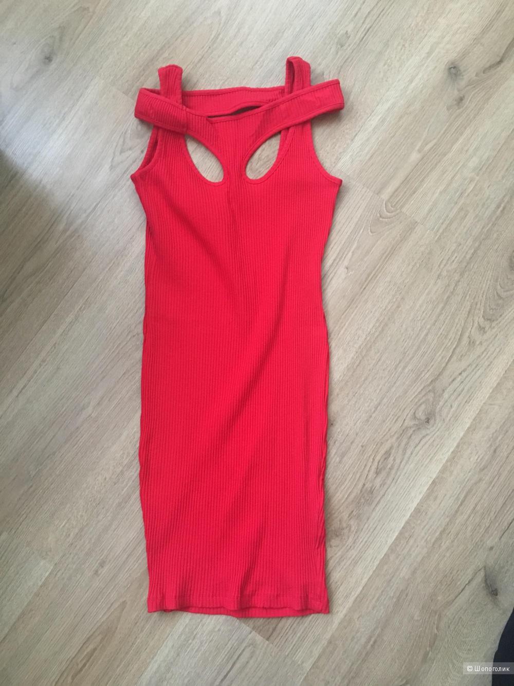 Платье мини ASOS,XS-S