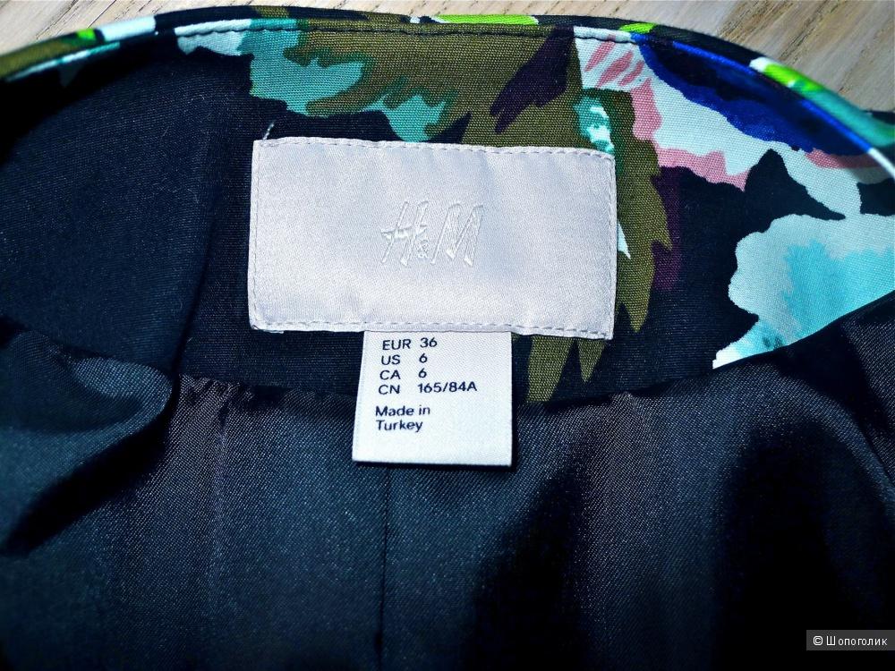 Пиджак H&M Trend размер 36