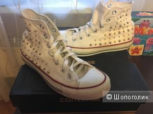 Converse кедики 38