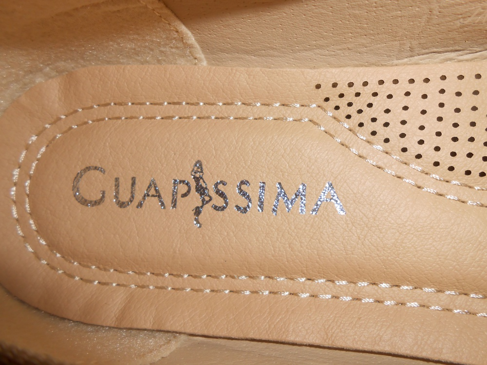 Балетки Guapissima р.38
