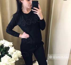 Костюм Gucci Pearl Black, one size