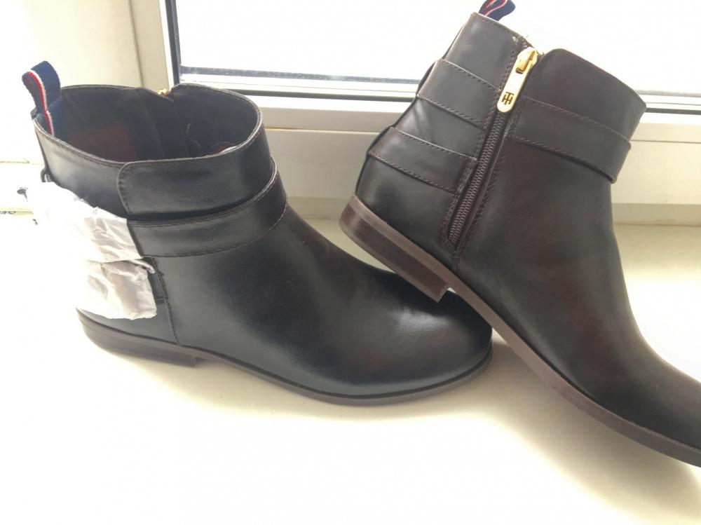 Tommy Hilfiger ботинки 40 р-р